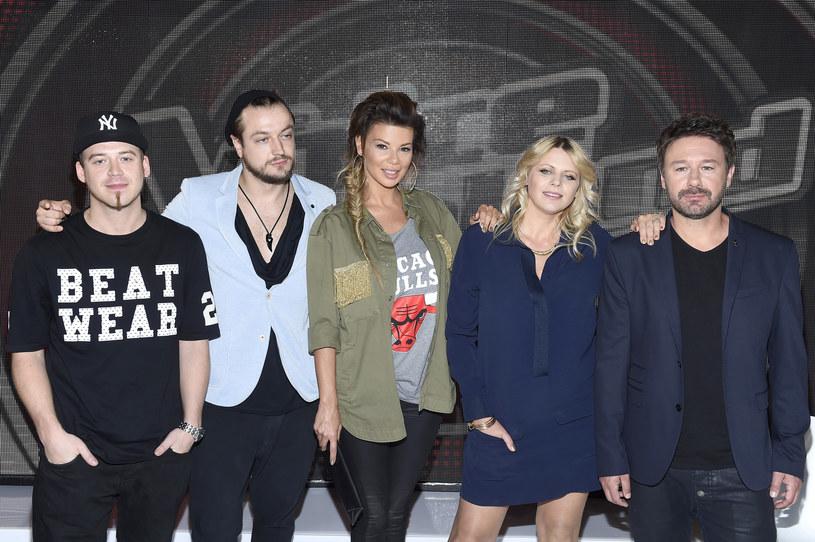 """We wrześniu w TVP2 pojawi się szósta edycja """"The Voice of Poland"""". U nas możecie zobaczyć kulisy sesji zdjęciowej z udziałem trenerów programu."""
