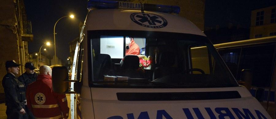 Tragiczny wypadek na lotnisku Aeroklubu Ziemi Mazowieckiej w Płocku. Dwóch mężczyzn zginęło tam w katastrofie szybowca, który spadł na murawę lotniska.