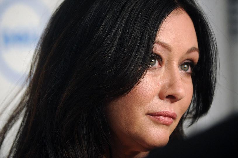 """Shannen Doherty, pamiętna Brenda Walsh z młodzieżowego serialu """"Beverly Hills 90 210"""", ma raka piersi."""