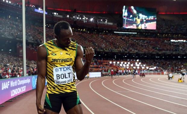 Usain Bolt obronił tytuł mistrza świata w biegu na 100 m. Jamajczyk wygrał z wynikiem wynikiem 9,79.