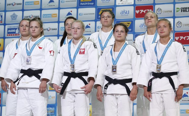 Polki srebrnymi medalistkami turnieju drużynowego mistrzostw świata w judo. W finale nasze zawodniczki musiały uznać wyższość jedynie Japonek.