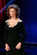 Sophia Loren w kampanii reklamowej