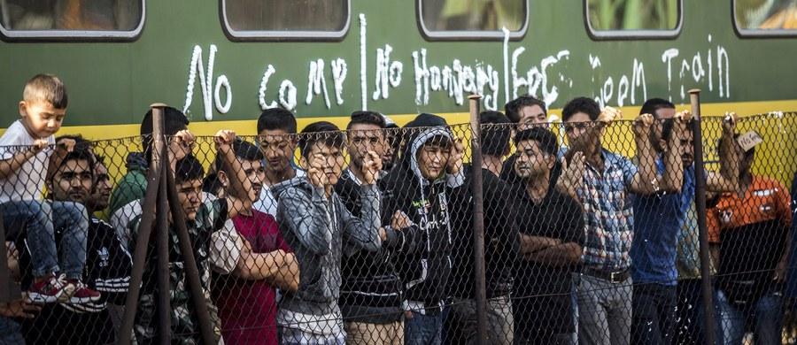 Węgierska policja prowadzi poszukiwania uchodźców, którzy uciekli z ośrodka imigracyjnego w pobliżu wsi Roeszke przy granicy z Serbią - informuje agencja Reutera. Grupa liczyła około 300 ludzi. Policja rozpoczęła pościg i otoczyła obóz kordonem, zablokowany został też ruch na pobliskiej autostradzie.