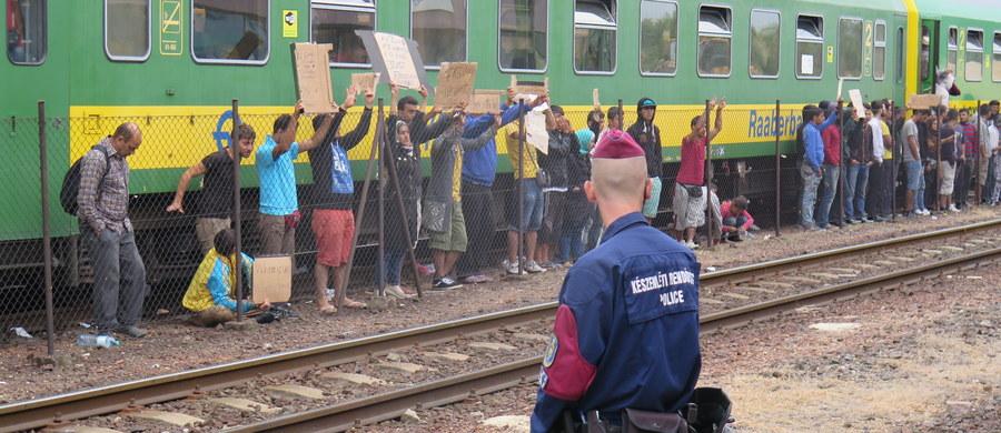 Grupa 64 uchodźców uciekła z obozu dla imigrantów w pobliżu miasta Bicske niedaleko Budapesztu. Na ucieczkę i marsz pieszo do Niemiec zdecydowała się także grupa ponad 300 osób, które od czwartku koczowały na dworcu w tym mieście. W czasie ucieczki z pociągu zmarł imigrant z Pakistanu.