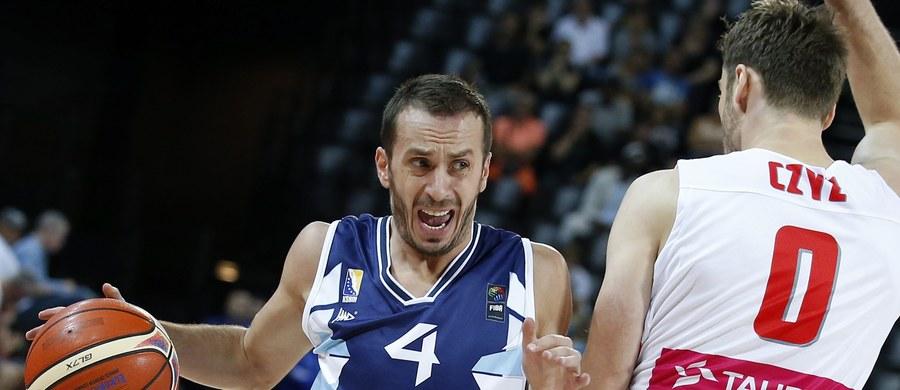 Reprezentacja Polski koszykarzy pokonała Bośnię i Hercegowinę 68:64 (16:18, 24:12, 18:23, 10:11) w Montpellier w inauguracyjnym meczu grupy A mistrzostw Europy. Jutro biało-czerwoni zmierzą się z Rosjanami.