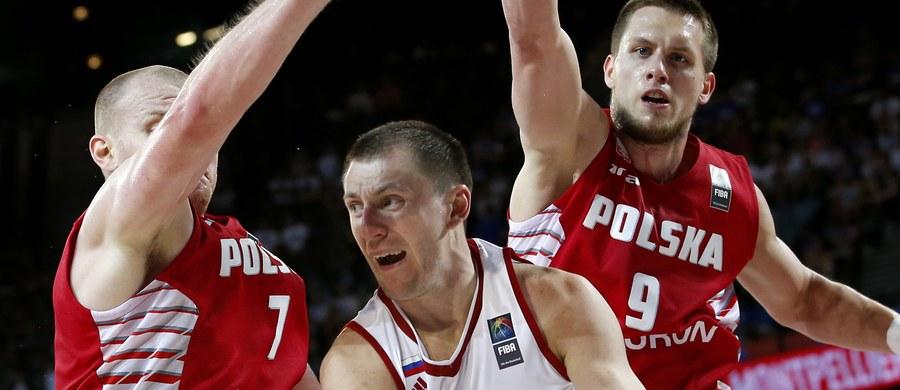 Reprezentacja Polski koszykarzy pokonała Rosję 82:79 (19:22, 23:18, 18:16, 22:23) w swoim drugim meczu w Montpellier w grupie A mistrzostw Europy. To druga wygrana biało-czerwonych, którzy w poniedziałek zmierzą się z obrońcami tytułu Francuzami.
