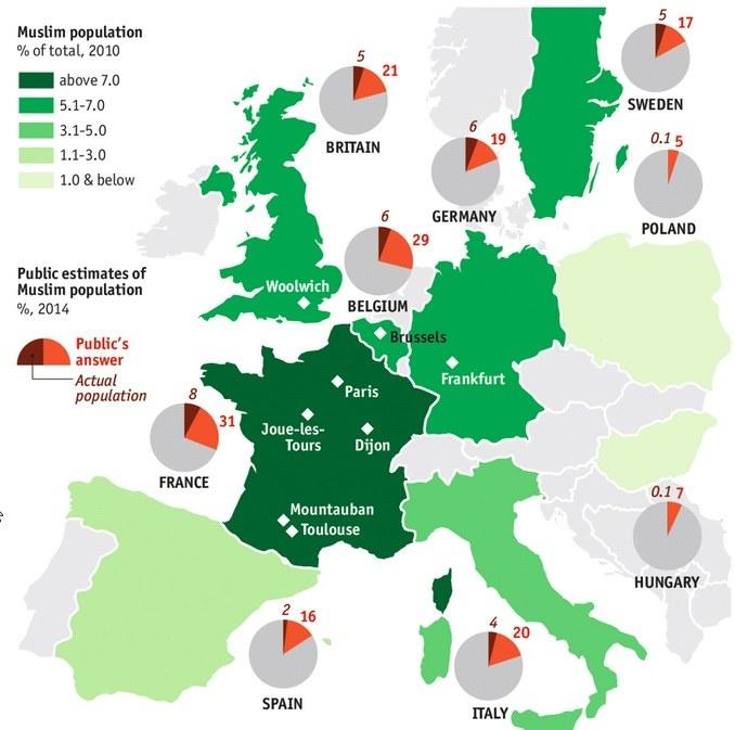/The Economist /INTERIA.PL