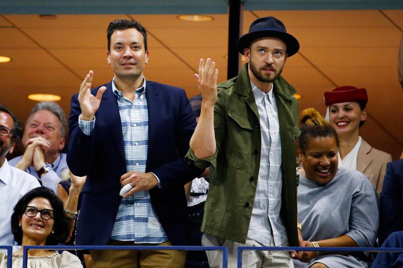 W środę (9 września) prezenter telewizyjny Jimmy Fallon oraz wokalista Justin Timberlake wybrali się na mecz w ramach turnieju tenisowego US Open. Przyłapani przez kamery zaczęli tańczyć do piosenki Beyonce.