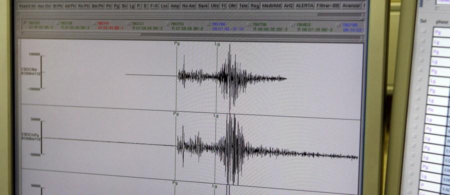 Siłę 6,6 stopnia w skali Richtera miało trzęsienie ziemi w Zatoce Kalifornijskiej, u północno-zachodnich wybrzeży Meksyku. Na razie nie ma informacji o ofiarach ani o zniszczeniach.