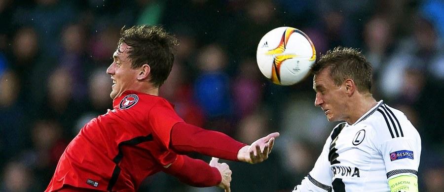 Piłkarze Legii Warszawa przegrali w Danii z FC Midtjylland 0:1 w grupie D Ligi Europejskiej. 1 października polski klub podejmie SSC Napoli.