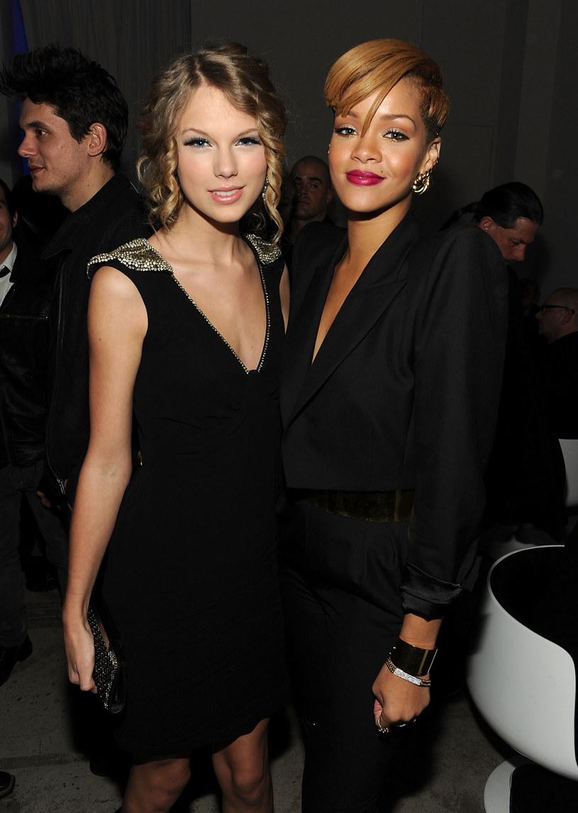 """Taylor Swift przyzwyczaiła swoich fanów do niespodzianek w osobach gwiazd, które dołączają do niej w trakcie trwającej właśnie światowej trasy koncertowej. Ci, którzy mają nadzieję, że wkrótce na scenie obok Taylor pojawi się Rihanna, niech lepiej o tym zapomną - barbadoska wokalistka mówi """"nie""""."""