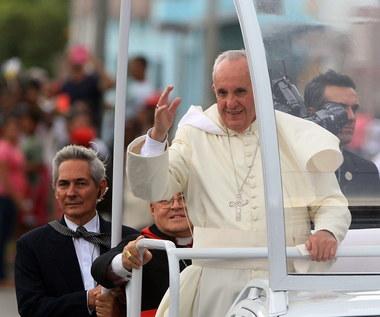 Franciszek spotkał się z Fidelem Castro