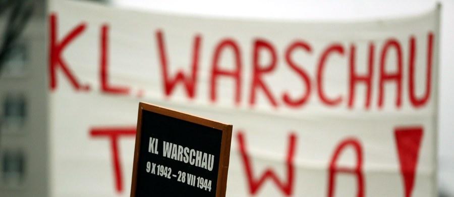 """Szef MON odtajnił zdjęcia lotnicze Warszawy, dzięki czemu IPN będzie mógł określić lokalizację KL Warschau – informuje """"Rzeczpospolita""""."""