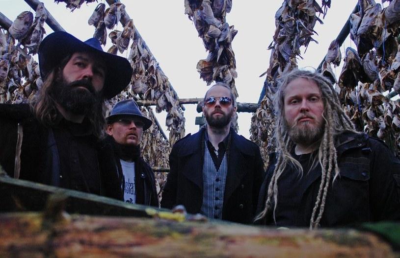 W październiku zagra w Warszawie islandzka grupa Sólstafir.