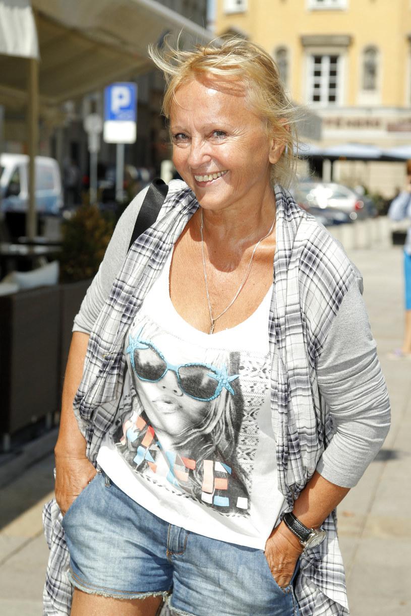 Dorota Pomykała przyznaje, że od czasów szkolnych nie marzyła o konkretnej kreacji aktorskiej. - Wszystko przyjmuję godnie i pogodnie - przekonuje aktorka. Pomykała zdradza też, czego zazdrości Meryl Streep...