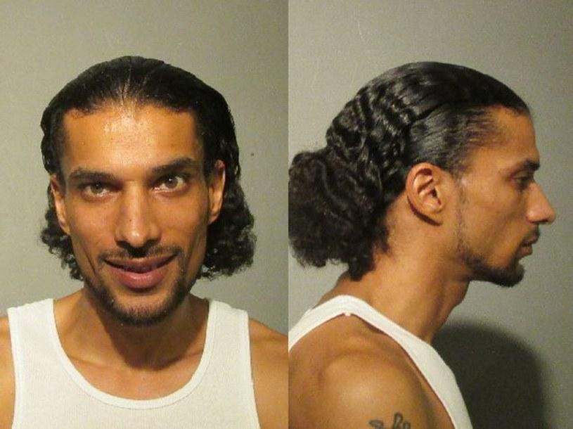 """Uczestnik drugiej edycji amerykańskiego """"Idola"""" został zatrzymany pod zarzutem przemocy domowej."""