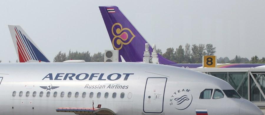 Rząd w Kijowie zdecydował o zakazie lotów na Ukrainę rosyjskich linii lotniczych, przede wszystkim Aerofłotu i Transaero - poinformował premier Ukrainy Arsenij Jaceniuk. Firmy te znalazły się wśród objętych najnowszymi ukraińskimi sankcjami.