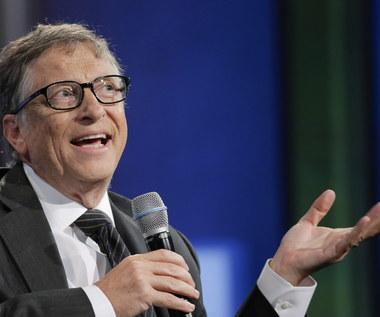 Bill Gates nadal najbogatszym obywatelem USA