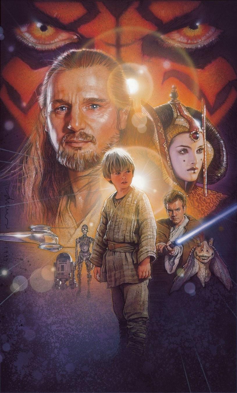 """""""Gwiezdne wojny"""" to światowy fenomen. Saga w reżyserii George'a Lucasa, która wywarła istotny wpływ na rozwój nie tylko współczesnej kinematografii, ale całej popkultury, już od 1 października emitowana będzie na antenach kanałów AXN."""
