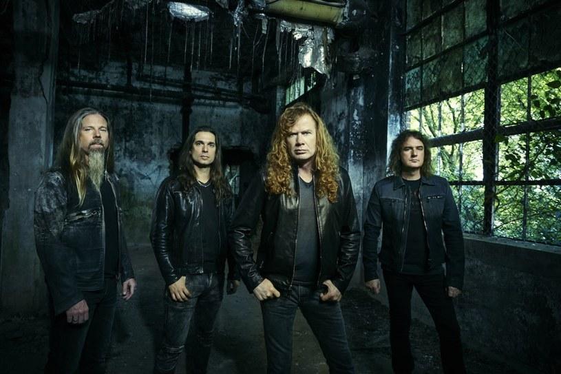"""""""Dystopia"""", 15. studyjny album Megadeth, trafi na rynek 22 stycznia 2016 roku."""
