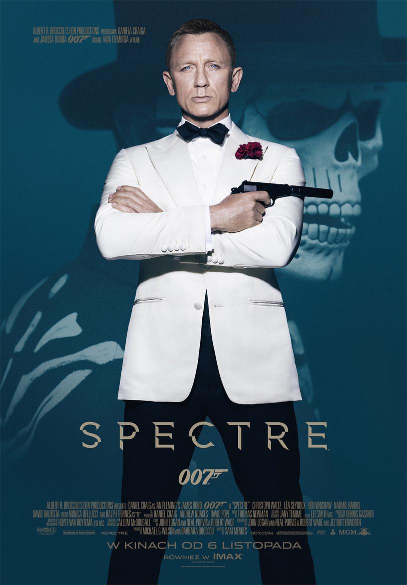 """Cinema City uruchomiło już przedsprzedaż biletów na specjalne pokazy przedpremierowe nowego Bonda - """"Spectre"""". Oficjalna premiera filmu Sama Mendesa zaplanowana jest na 6 listopada, pierwsze seanse odbędą się już jednak dzień wcześniej."""