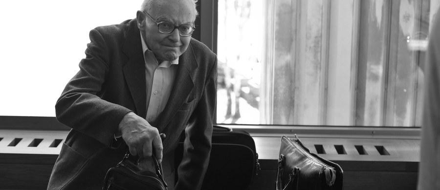 Zmarł Stanisław Kociołek, b. wicepremier PRL sądzony za przyczynienie się do masakry robotników na Wybrzeżu w grudniu 1970 roku. Informację o śmierci 82-letniego Kociołka potwierdził jego adwokat.