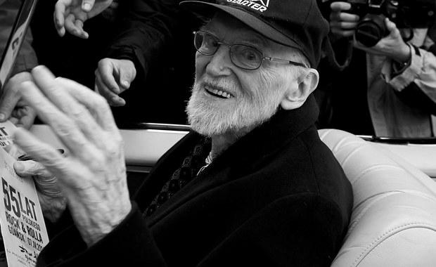 """W wieku 94 lat nad ranem w Gdyni zmarł Franciszek Walicki, uważany za """"ojca chrzestnego"""" polskiego rocka. Informację o śmierci Walickiego przekazał Marcin Jacobson, działający od wielu lat w środowisku muzycznym."""