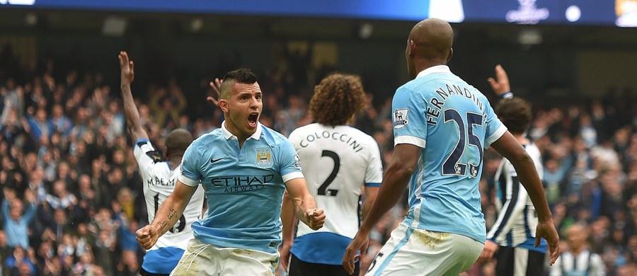 Sergio Aguero z Manchesteru City pozazdrościł sławy Robertowi Lewandowskiemu. Argentyński snajper poszedł w ślady kapitana reprezentacji Polski i w ligowym meczu z Newcastle też strzelił pięć goli. Tyle że zajęło mu to ponad dwa razy więcej czasu.
