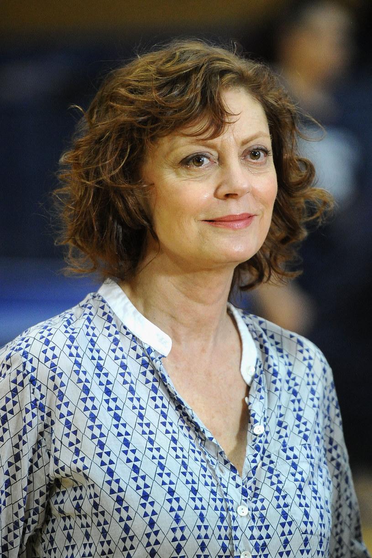 """Grała u boku Roberta Redforda, Catherine Deneuve, Jacka Nicholsona... Jednak dopiero rola w filmie """"Thelma i Louise"""" przyniosła jej sławę. W niedzielę, 4 października, Susan Sarandon skończyła 69 lat."""