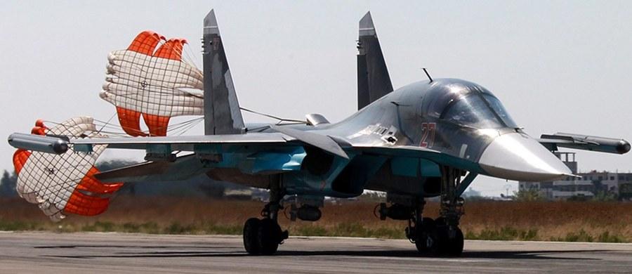 """Premier Turcji Ahmet Davutoglu oświadczył, że tylko dwa z 57 ataków rosyjskiego lotnictwa w Syrii były wymierzone w Państwo Islamskie. Oświadczył też, że nie będzie """"żadnych ustępstw"""" jeśli chodzi o naruszanie tureckiej przestrzeni powietrznej przez Rosję."""