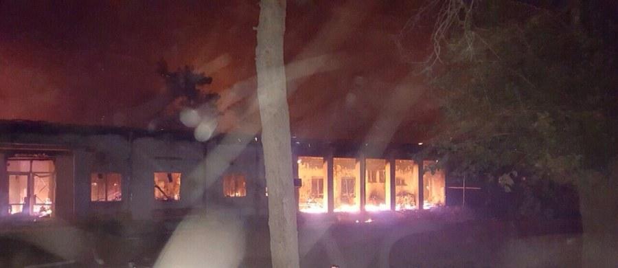 """Departament Obrony zapewnił, że uiści """"wypłaty kondolencyjne"""" na rzecz rodzin ofiar amerykańskiego ataku przeprowadzonego w ostatnich dniach na szpital Lekarzy Bez Granic (MSF) w Kunduzie, na północy Afganistanu. DO nalotów na szpital doszło 3 października nad ranem. Zginęły 22 osoby, w tym 12 pracowników organizacji."""
