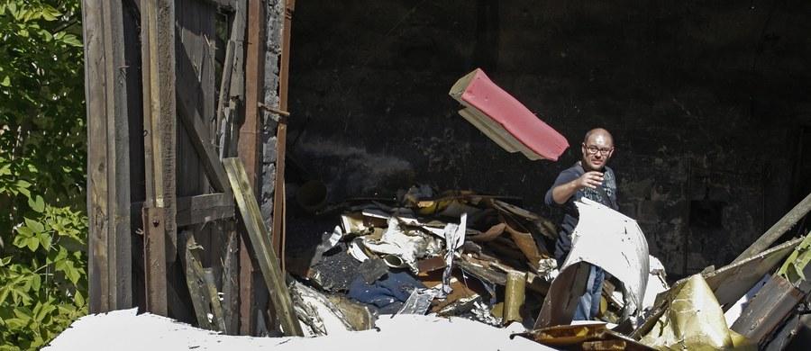 Wyprodukowany w Rosji pocisk ziemia-powietrze Buk zestrzelił latem 2014 roku samolot linii Malaysia Airlines, który leciał nad wschodnią Ukrainą! Holenderski urząd ds. bezpieczeństwa (OVV) opublikował raport w sprawie katastrofy.