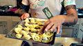 Crazy Chef Cooking: Pierogi z krewetkami