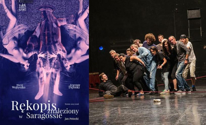 """Prapremiera musicalu na podstawie słynnej powieści Jana Potockiego """"Rękopis znaleziony w Saragossie"""" odbędzie się 24 października w Teatrze Rozrywki w Chorzowie. Spektakl reżyserują Maciej i Adam Wojtyszko, muzykę napisał Krzesimir Dębski."""