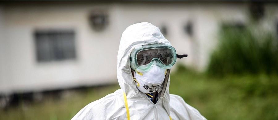 Dwie osoby zachorowały w Gwinei na wywołaną przez wirus Ebola gorączkę krwotoczną. To dwa nowe potwierdzone przypadki tej choroby w Afryce Zachodniej po dwutygodniowej przerwie - informuje Światowa Organizacja Zdrowia (WHO).