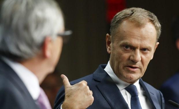 """""""Leń niewidoczny w unijnej polityce"""" - takie zarzuty otwarcie stawiają europarlamentarzyści szefowi Rady Europejskiej. Już wczoraj nasza dziennikarka Katarzyna Szymańska-Borginon przekazała kuluarowe doniesienia, że Donald Tusk może stracić stanowisko po 2,5 roku urzędowania. To socjaliści nie chcą za bardzo, by przedłużono mu kadencję do pięciu lat."""