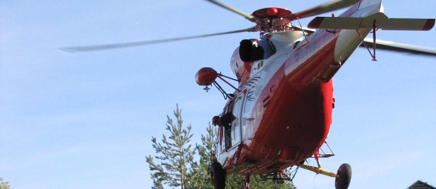 Śmigłowiec TOPR-u poleciał na Słowację, by ratować ofiary poważnego wypadku na Baranich Rogach. Z powodu mgły, słowacki śmigłowiec nie mógł polecieć, dlatego Horska Zachranna Służba poprosiła o pomoc polskich ratowników.
