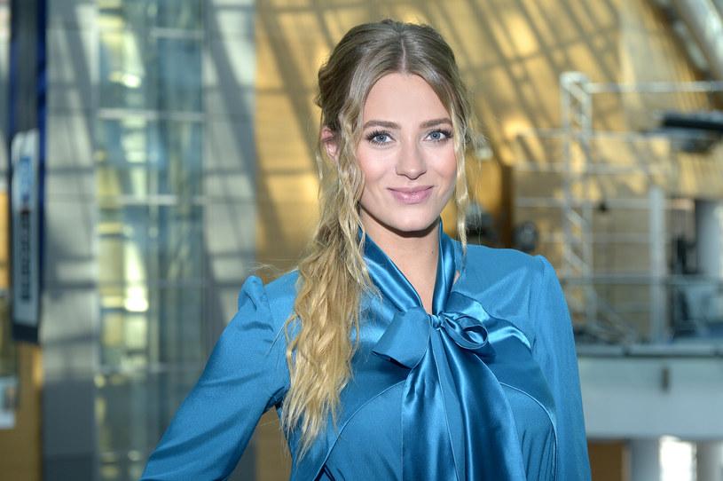 """Marcelina Zawadzka na ekranie zawsze prezentuje się nieskazitelnie. Miss Polonia 2011, obecnie prowadząca """"Pytanie na śniadanie"""", zdradza między innymi, że słowiańską urodę odziedziczyła po tacie."""