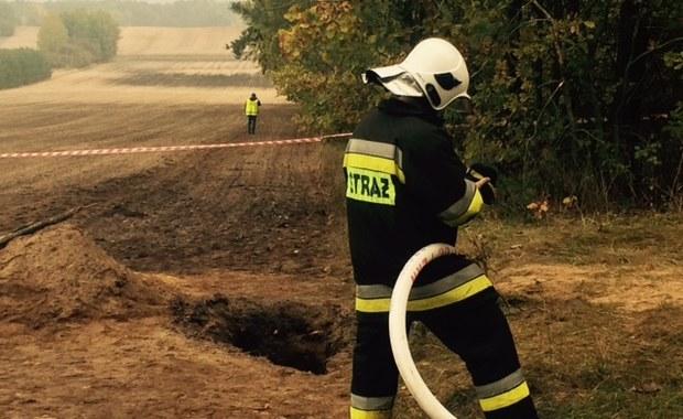 Uszkodzony jest rurociąg Przyjaźń w miejscowości Uchań Górny w powiecie łowickim w Łódzkiem. Przyczyna wycieku to nielegalny odwiert - dowiedział się dziennikarz RMF FM. Strażacy wypompowali z rurociągu około 1200 litrów oleju napędowego. Akcja przepompowywania paliwa już się zakończyła i nie ma zagrożenia wybuchem.