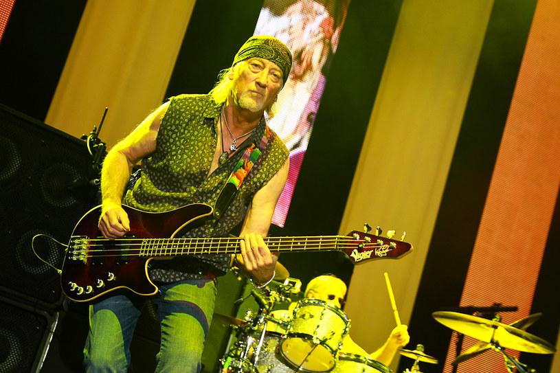 W niedzielę (25 października) w Atlas Arenie w Łodzi zagra legendarna grupa Deep Purple.