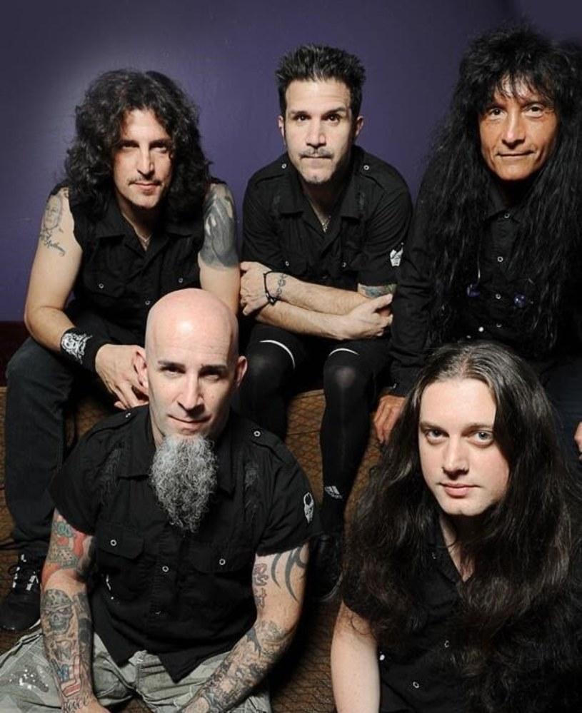 """Anthrax opublikował właśnie nowy singel """"Evil Twin""""."""