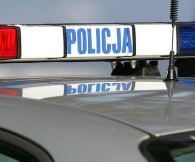 Koniec obławy w Piszu. 30-latek, który ranił żonę i córkę, został złapany