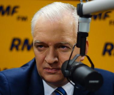 Jarosław Gowin:  Obietnice wyborcze PiS? Być może trzeba będzie rozłożyć je w czasie