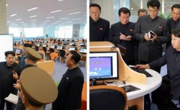 W Korei Północnej otwarto nowoczesne centrum technologiczne. Budynek w kształcie atomu odwiedził przywódca kraju Kim Dzong Un.
