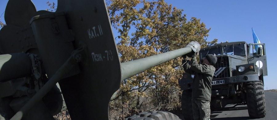Władze Ukrainy i prorosyjscy separatyści wymienili jeńców przetrzymywanych przez obie strony konfliktu toczącego się od ubiegłego roku w Donbasie na wschodzie kraju. Wymiany dokonano na moście w miejscowości Szczastia w obwodzie ługańskim.