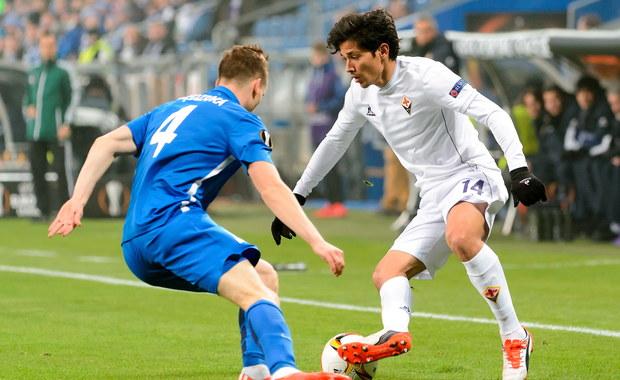 Piłkarze Lecha Poznań przegrali 0:2 (0:1) na własnym stadionie z AC Fiorentiną w meczu 4. kolejki Ligi Europejskiej grupy I. Kolejne spotkanie mistrzowie Polski zagrają na wyjeździe z Belenenses Lizbona 26 listopada.