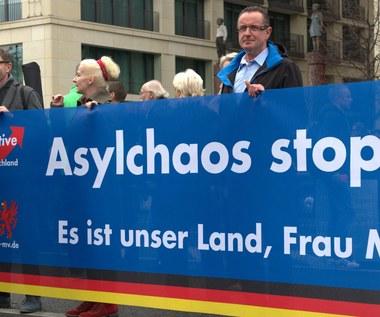Coraz większe poparcie dla populistycznej prawicy w Niemczech