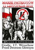 Plakat narodowców budzi ogromne kontrowersje