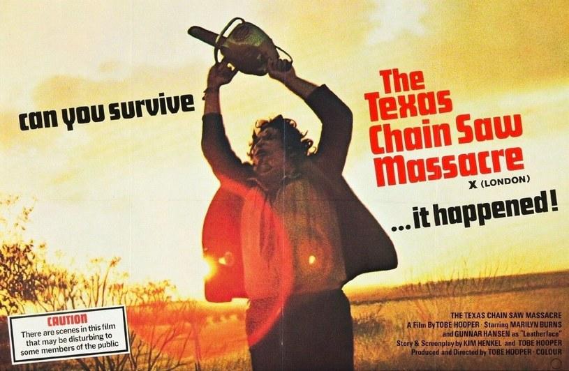 """W wieku 68 lat zmarł Gunnar Hansen, Leatherface z oryginalnej """"Teksańskiej masakrze piłą mechaniczną"""" Tobe'a Hoopera z 1974 roku. Przyczyną śmierci był rak trzustki."""