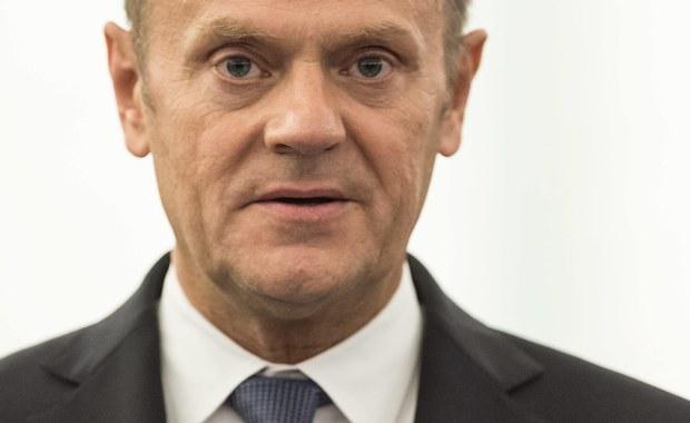 """""""Szkoda, że w czasie szczytu UE dot. uchodźców nie będzie Polski przy stole, ale to nie tragedia"""" - ocenił szef Rady Europejskiej Donald Tusk. Dodał, że """"postara się dopilnować"""", by nasz kraj nie poniósł na Malcie strat."""